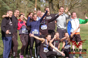 Try-out Trailrun Brunssummerheide 23-03-2014