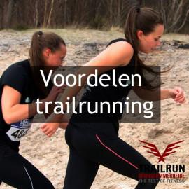 Voordelen van trailrunning
