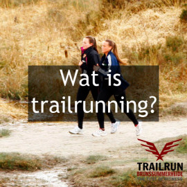 Wat is trailrunning?
