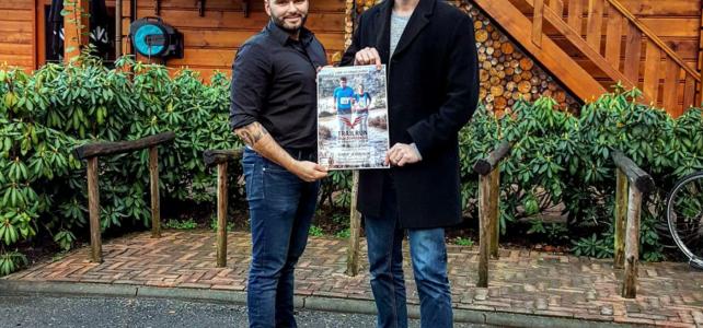 'De Uitvlucht': van sponsor tot partner Trailrun Brunssummerheide