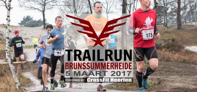 CrossFit Heerlen organiseert derde editie Trailrun Brunssummerheide