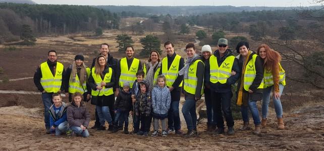 Vrijwilligers maken Trailrun Brunssummerheide mogelijk