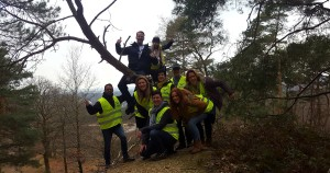 Vrijwilligersbijeenkomst Trailrun Brunssummerheide 2017