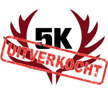 5KM Trailrun Brunssummerheide 2017 uitverkocht