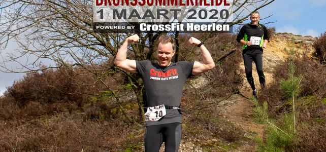 Download de nieuwe Trailrun Brunssummerheide 2020 promotieposter!