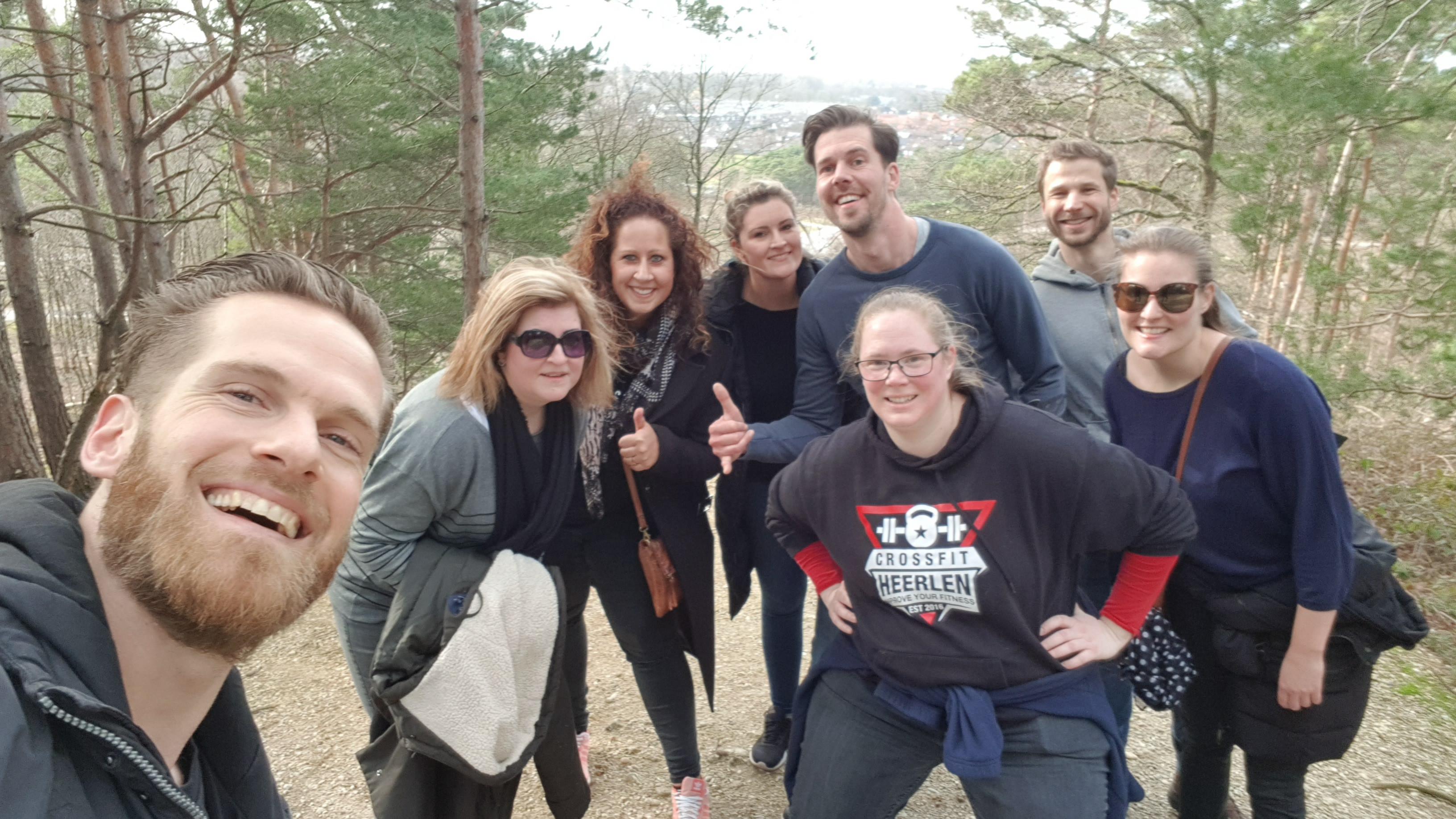 Vrijwilligers Trailrun Brunssummerheide 2020
